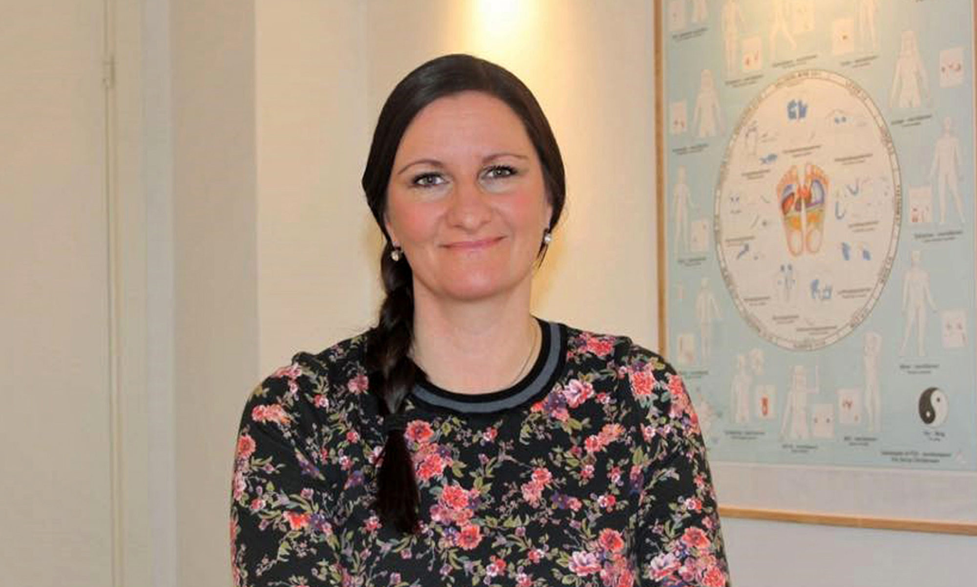 Zoneterapeut Betina Lisette Junker