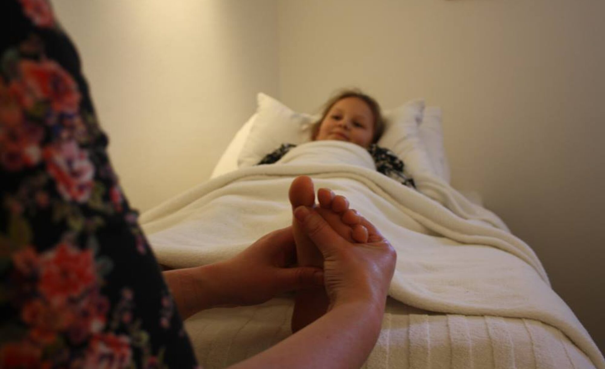 Zoneterapi, kost og sundhedsvejledning